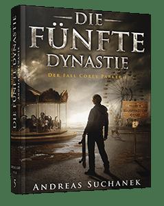 Ein MORDs-Team - Buch 5: Die fünfte Dynastie von Andreas Suchanek